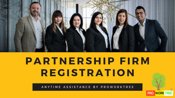 Partnership Firm Registration​